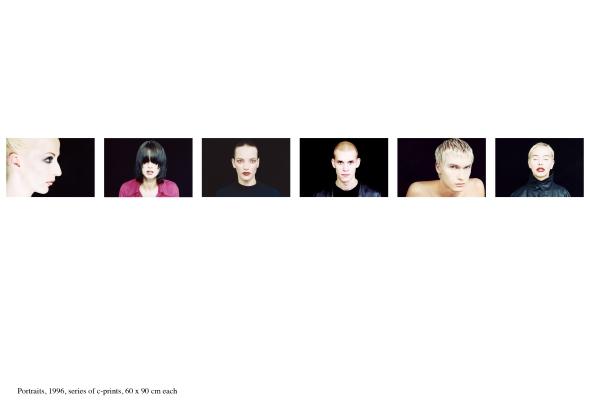 Portraits 1996